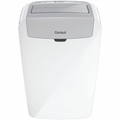 Ar-Condicionado Portátil Branco – Frio 12.000 BTUs