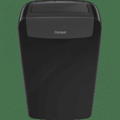 Ar-Condicionado Portátil Titanium – Frio 12.000 BTUs