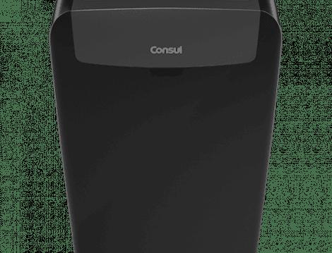 Ar condicionado portátil - 12.000 btus frio preto - C1B12BT