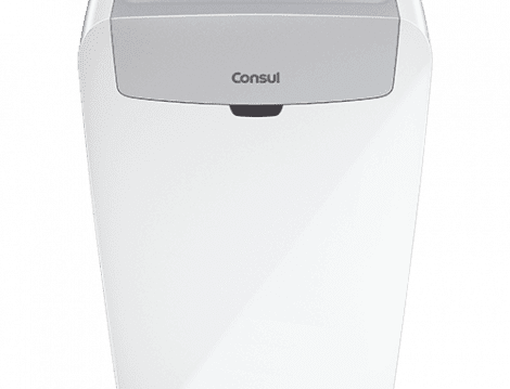 Ar-condicionado portátil - 12.000 btus quente e frio branco C1B12BB