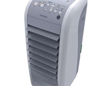 Climatizador - climatizador de ar branco Bem Estar C1F06 - Consul
