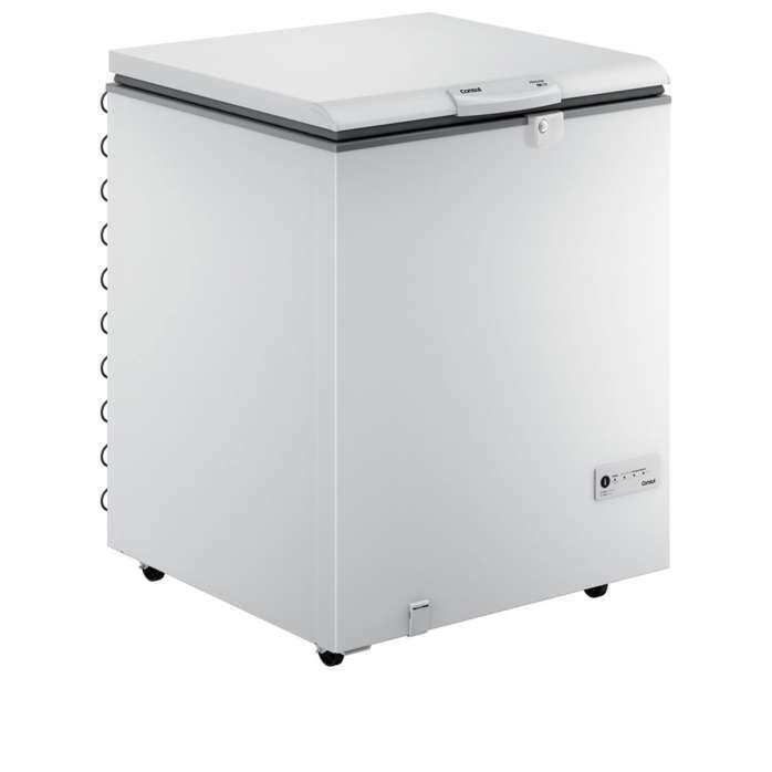 Freezer horizontal branco CHA22EB