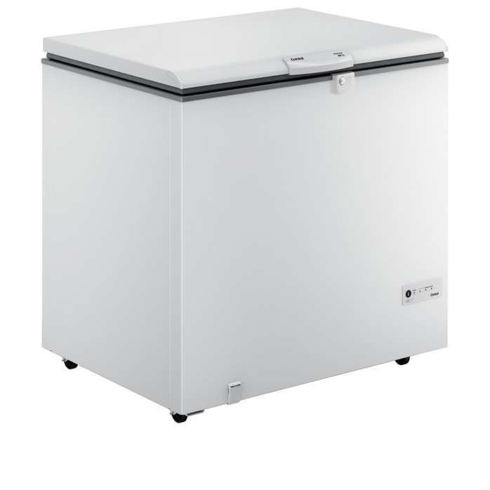 Freezer horizontal branco CHA31EB