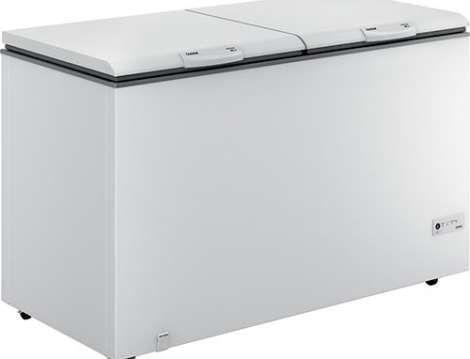 Freezer - Freezer horizontal 2 portas branco CHB53EB - imagem frontal