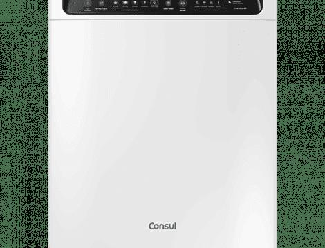Lava-louças: 12 serviços branca CLF12AS - Consul