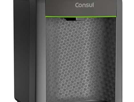 Purificador de água - Purificador de água refrigerado titanium CPB34AF