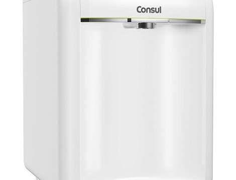 Purificador de água - Purificador de água refrigerado com 3 níveis de temperatura branco CPB36AB