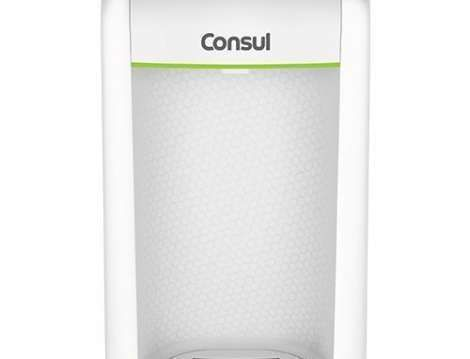 Purificador de água - Purificador de água refrigerado compacto branco CPC31AB