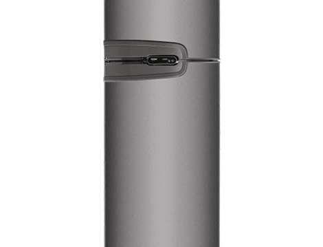 Geladeira inox - Geladeira inox duplex 140 litros CRM38