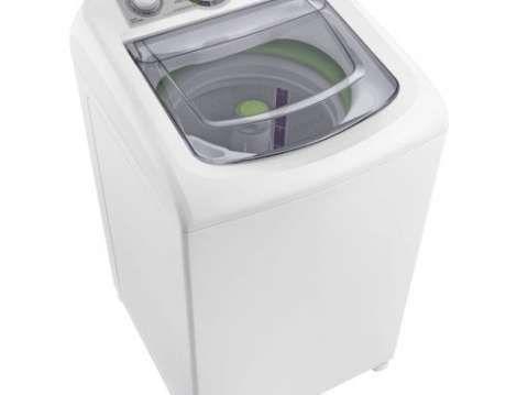 Máquina de Lavar 8kg - Lavadora de Roupas 8kg com lavagem econômica CWE08AB | Consul