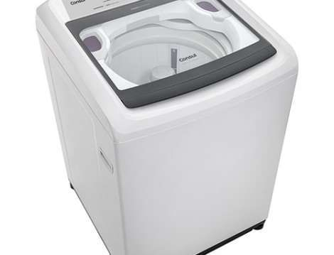Máquina de lavar - Lavadora 13 kg Maxi Economia CWE13AB | Lavadora de roupas Consul