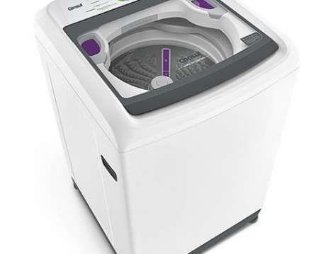 Máquina de Lavar 16kg - Lavadora de Roupas 16kg CWL16AB | Consul
