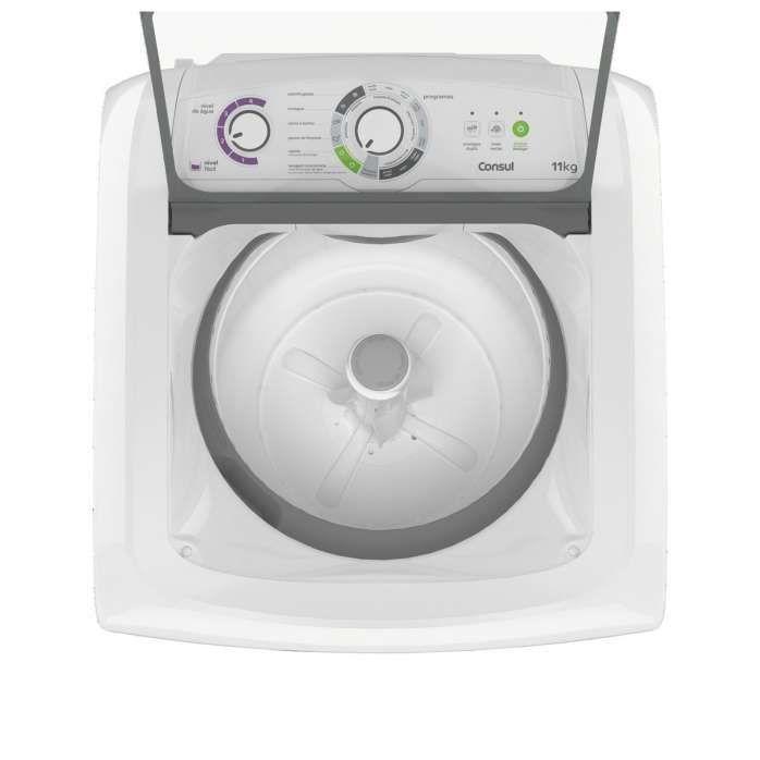Lavadora branca CWS11