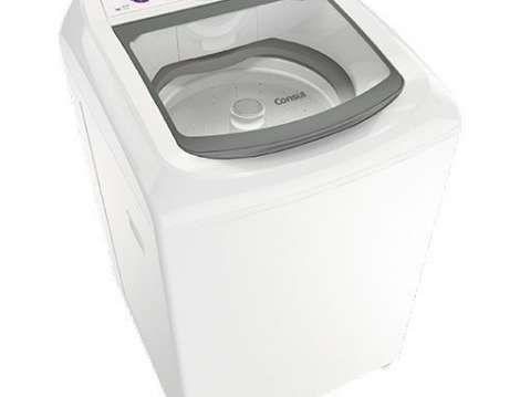 Máquina de lavar - Lavadora 11 kg com ciclo econômico CWS11AB | Lavadora de roupas Consul