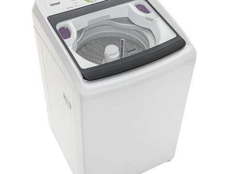 Máquina de lavar - Lavadora 12 kg com eco enxágue CWS12AB | Lavadora de roupas Consul