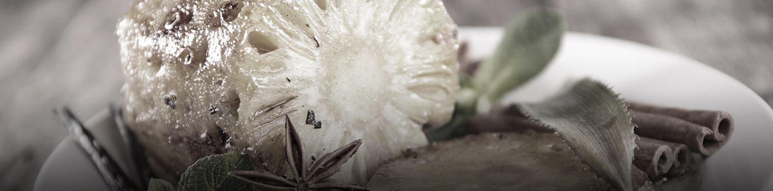 banner post Sobremesa de natal com sobremesa de abacaxi