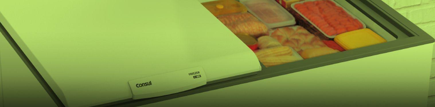 banner como comprar freezer na black friday