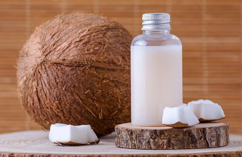 sabão líquido de coco