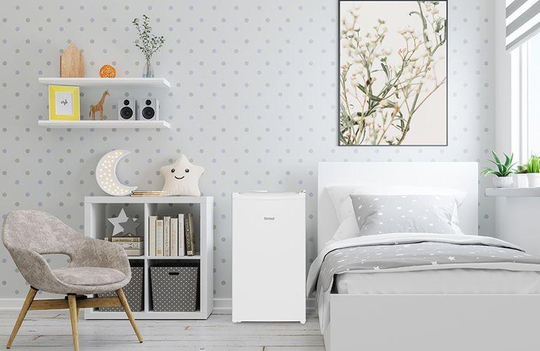 frigobar pequeno para quarto