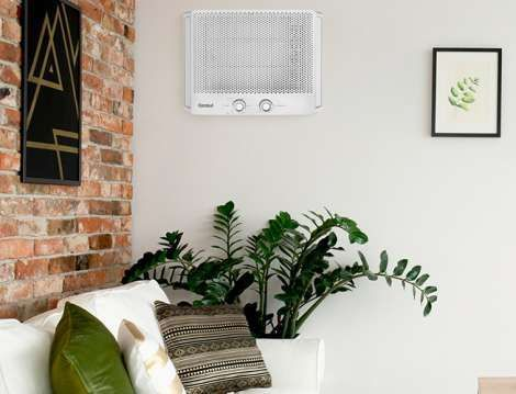 consumo do ar-condicionado