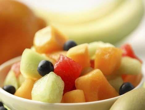 receitas de salada de fruta