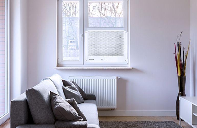 ar-condicionado janela
