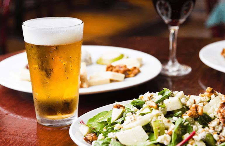 Como harmonizar cerveja weiss