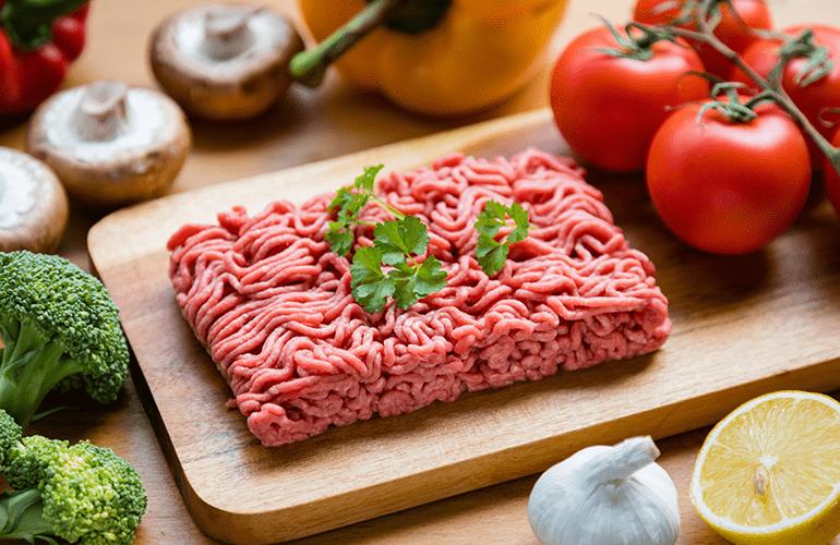 Como escolher carne de boi - acem