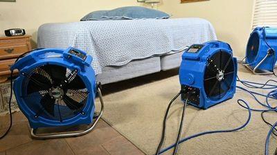 Bed Bug Heat Treatment Prep