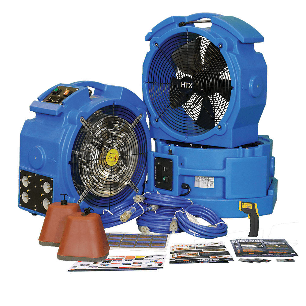 Bed Bug Heat Master Package