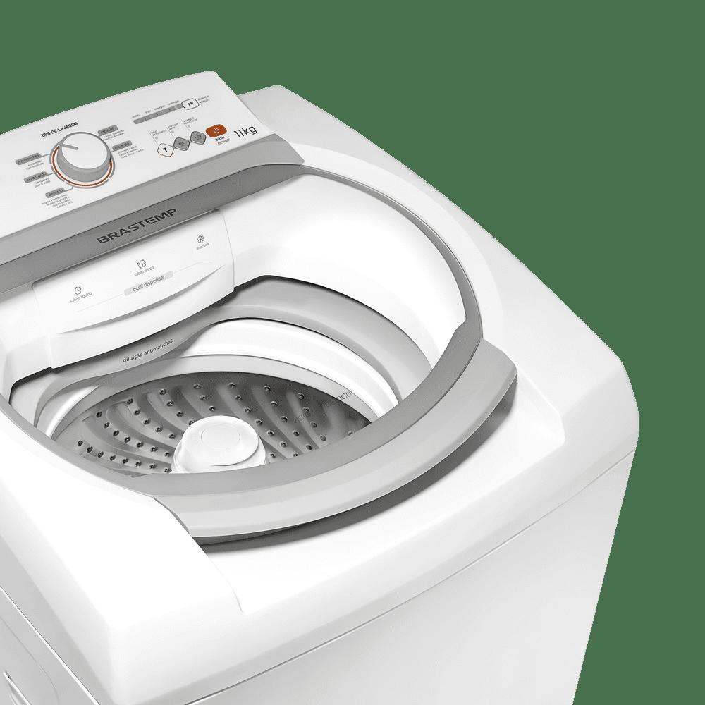 Máquina de Lavar Brastemp 11kg com Ciclo Tira Manchas
