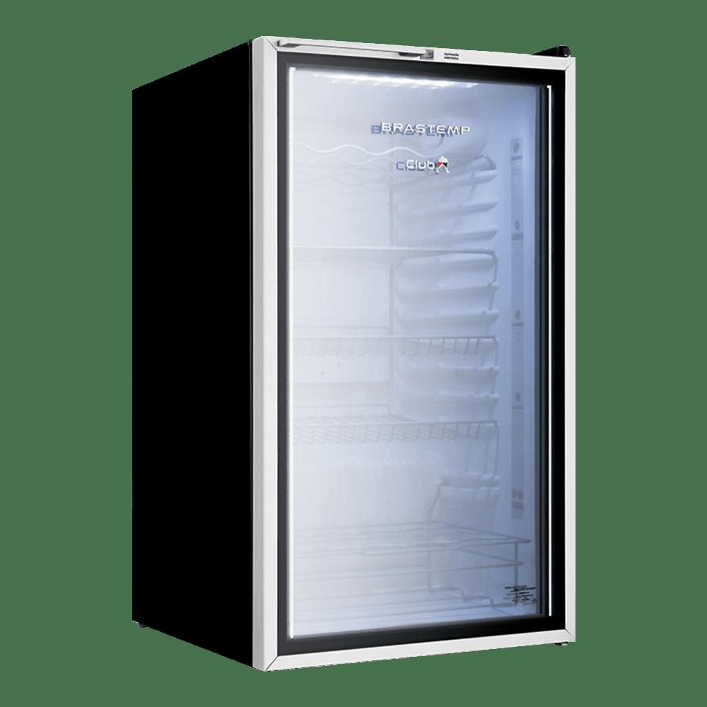 Frigobar Brastemp 120 litros com Porta de Vidro