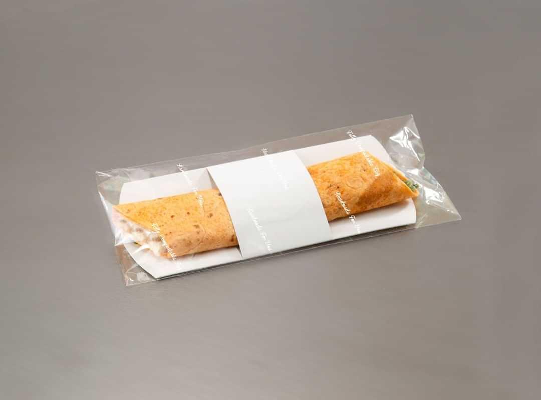 BLA008 - Blanco Wrap Bag