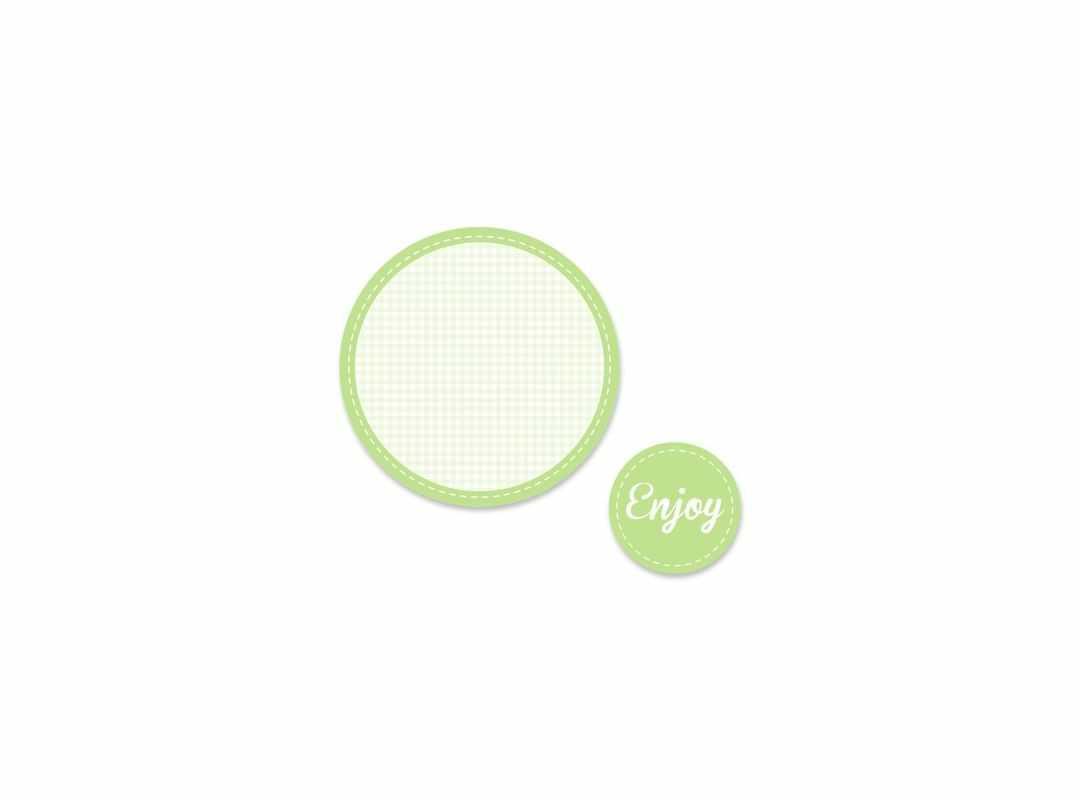 ENJ002 - Enjoy Green 15 p/s Label