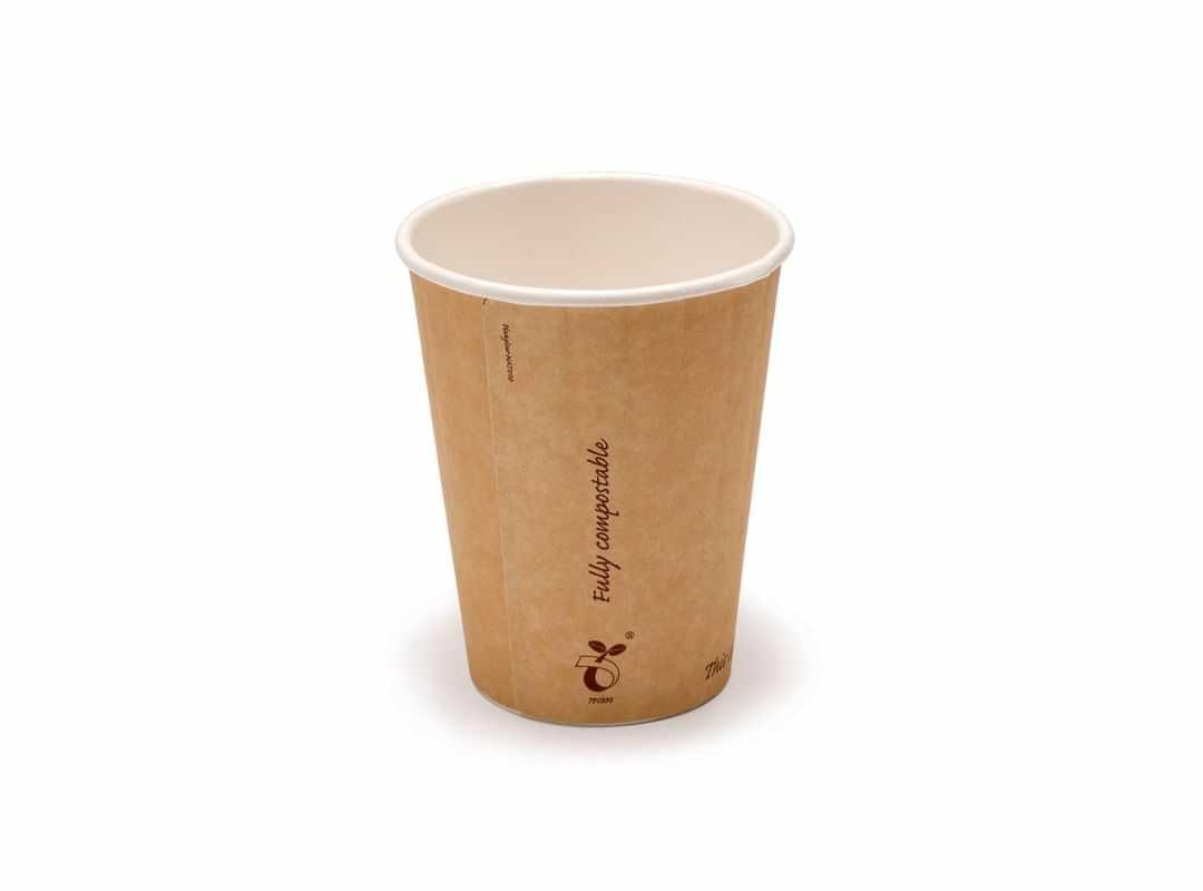NAT010 - Natural 12oz Bio Cup