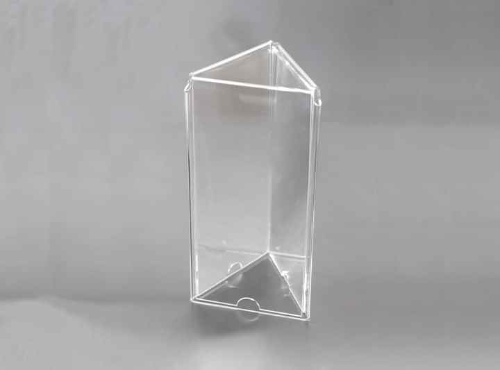 MEN006 - A4 3 Sided Acrylic Menu Holder