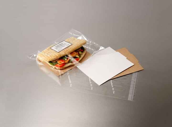 BLA010 - Blanco Multi-Bag & Card Insert