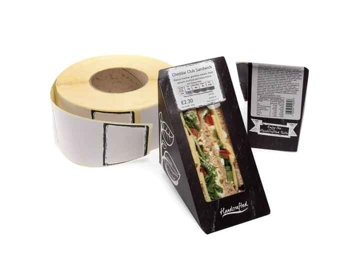 Gastro Nutri Roll Label