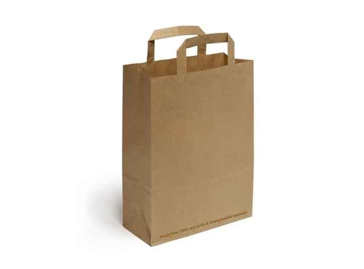 BAG010 - Natural Medium Bag