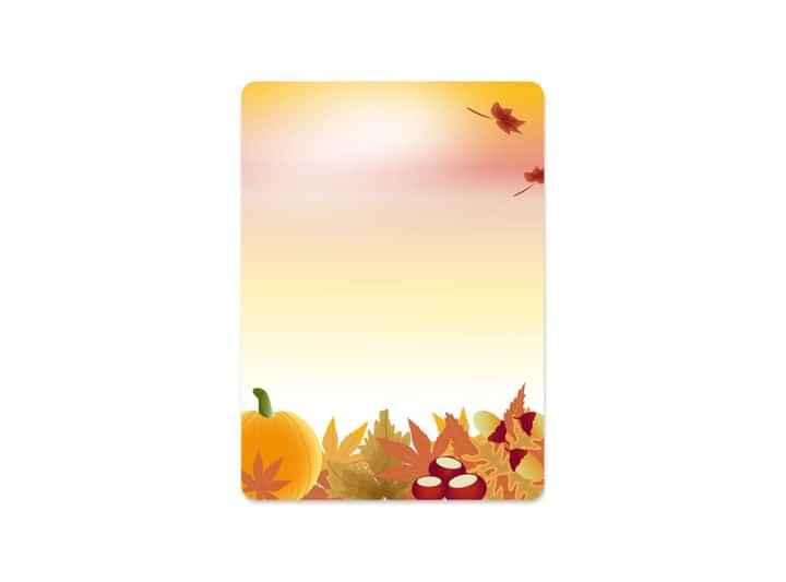 AUT009 - Autumn Seasons 9 p/s Label