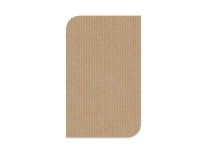 SIM001 - Simply Natural Rectangle 9 p/s Label