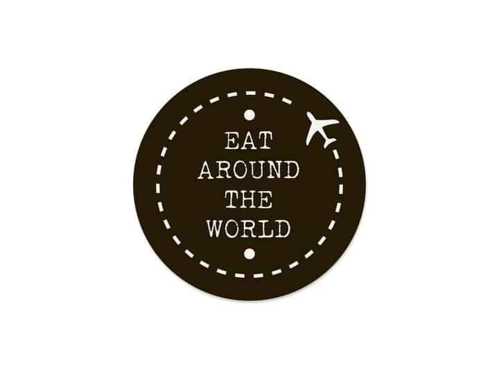 Street Food Sticker - Eat around the world.
