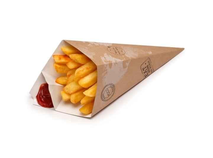 SFR004 - Street Chip Cone