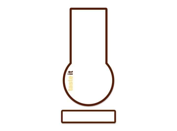 ITR001 - Taste it 6 p/s Label
