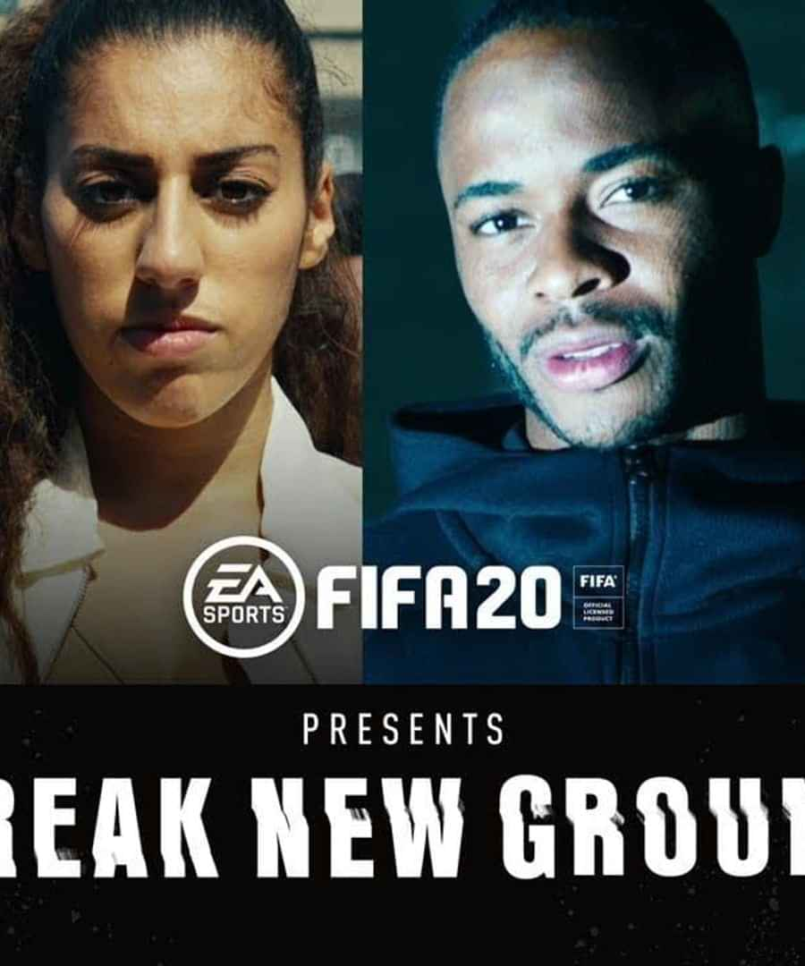 Donate-Clark Dos Santos : FIFA 20 campaign