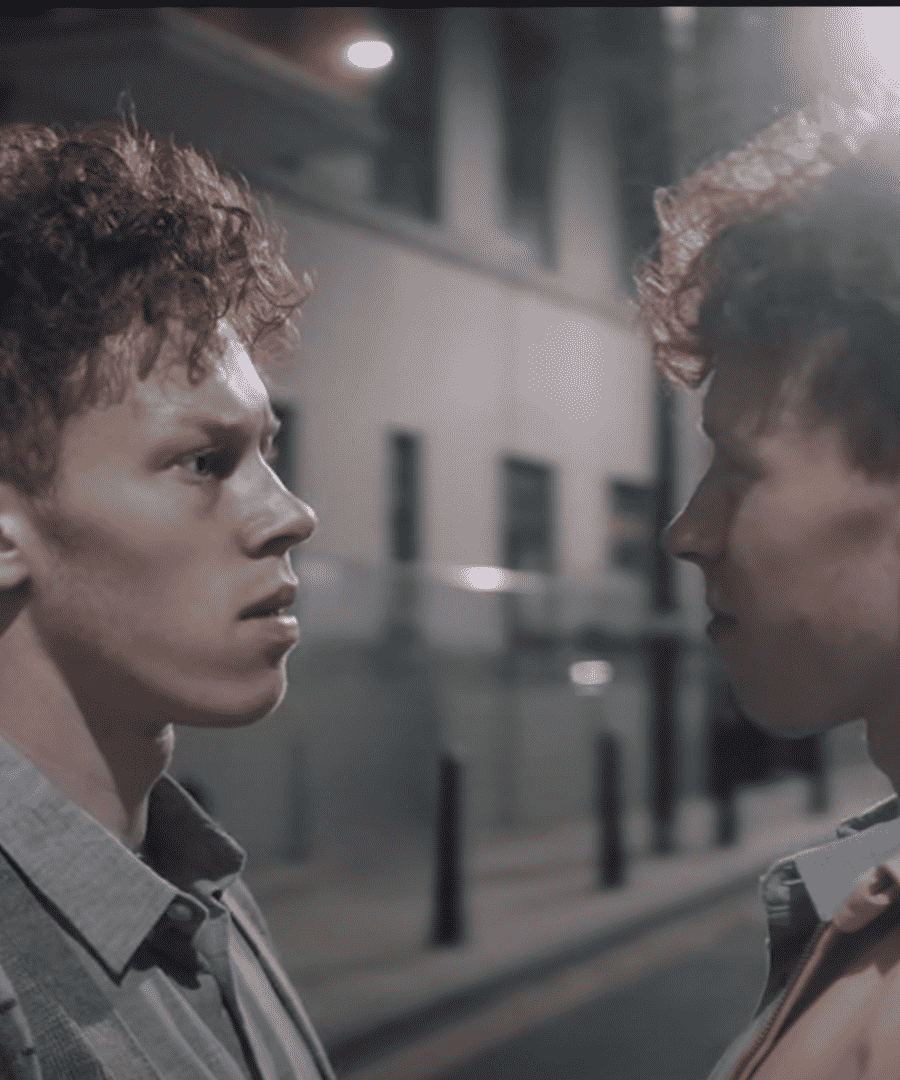 LUKE & SOLOMON For Joel Corry and MNEK 'Head & Heart' Video