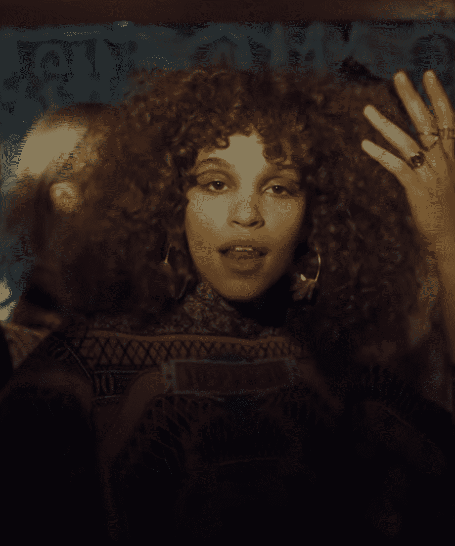 TAYA for Izzy Bizu 'Faded' Video