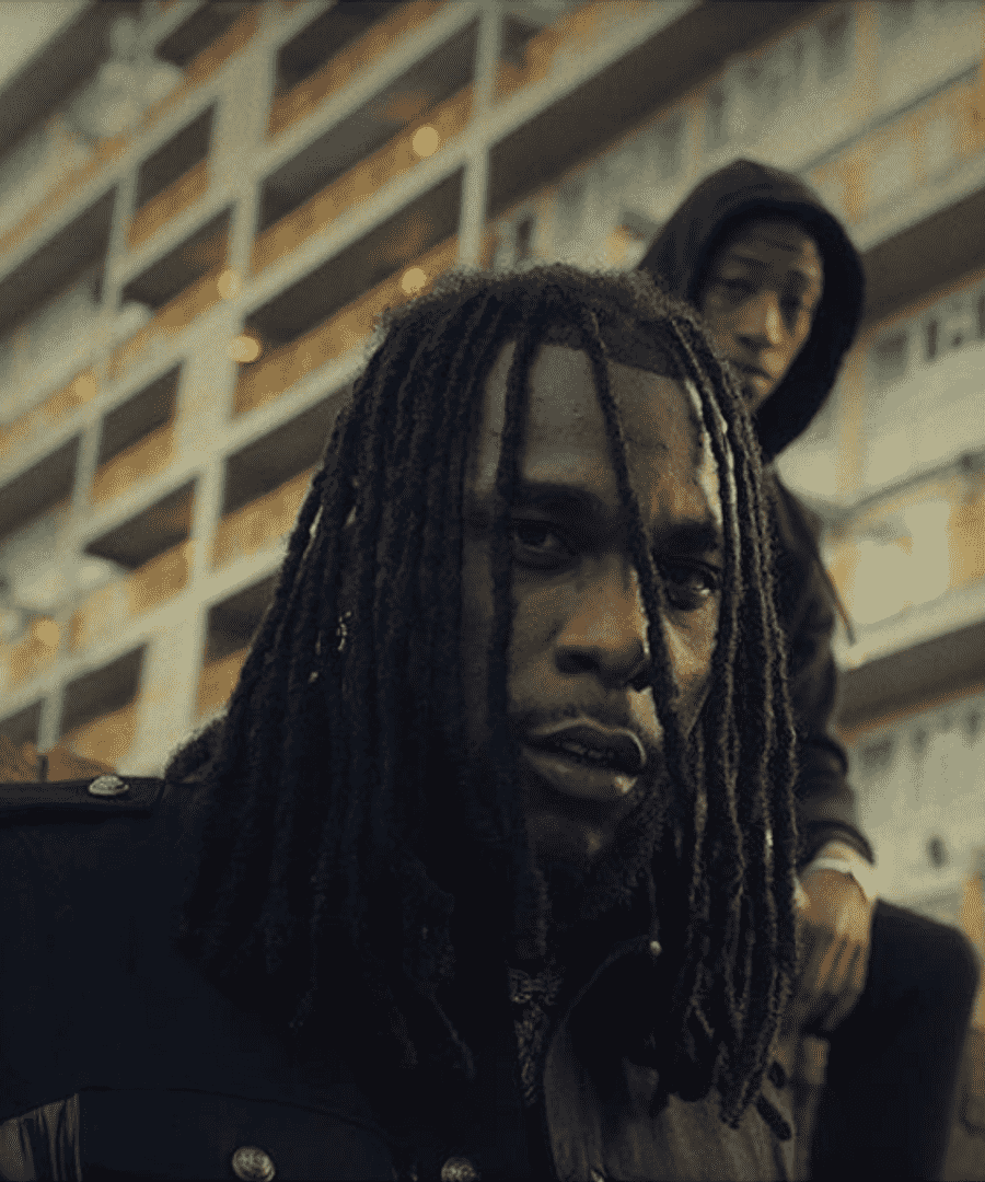 DIJON, DEVONTAY and LASHAY for Burna Boy & Stormzy's video 'Real Life'