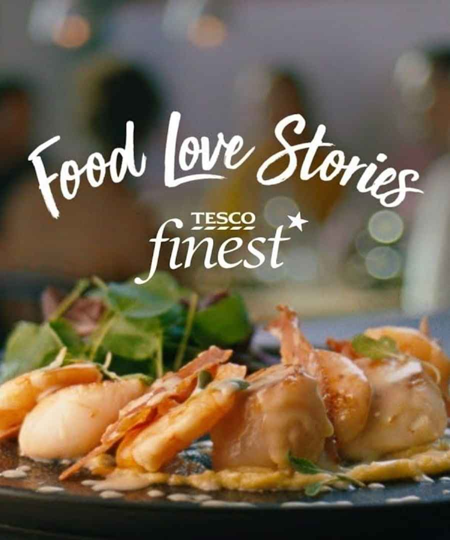 Tesco's Finest Love Stories