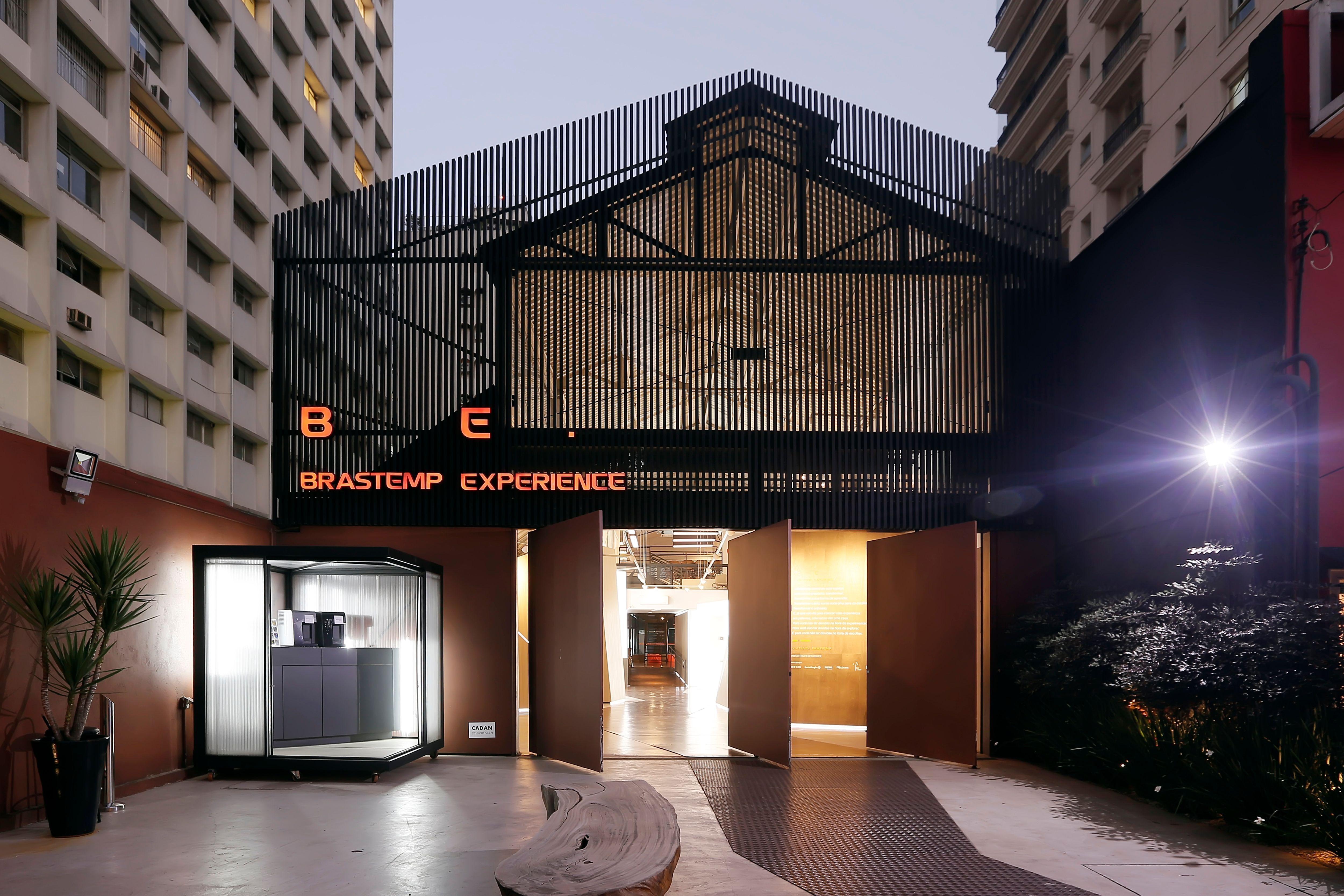 Nova casa Brastemp Experience